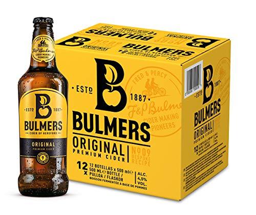 Bulmers Cider Original (12 x 0.5 l) und Bulmers Pear Cider (12 x 0.5 l)