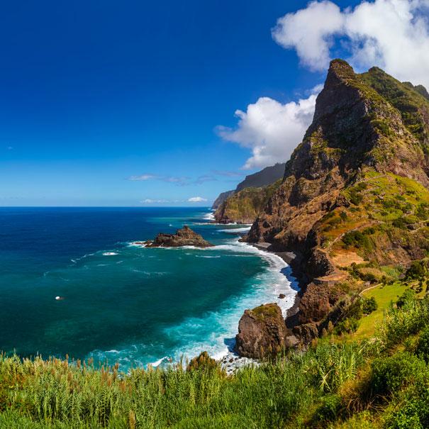 Flüge: Madeira [Mai] - Last-Minute Flüge von Basel nach Madeira ab nur 110€ inkl. Gepäck
