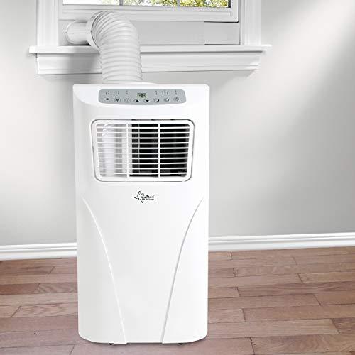 Für heiße Tage: Suntec Wellness 12617 KLIMATRONIC IMPULS 2.6 Klimagerät