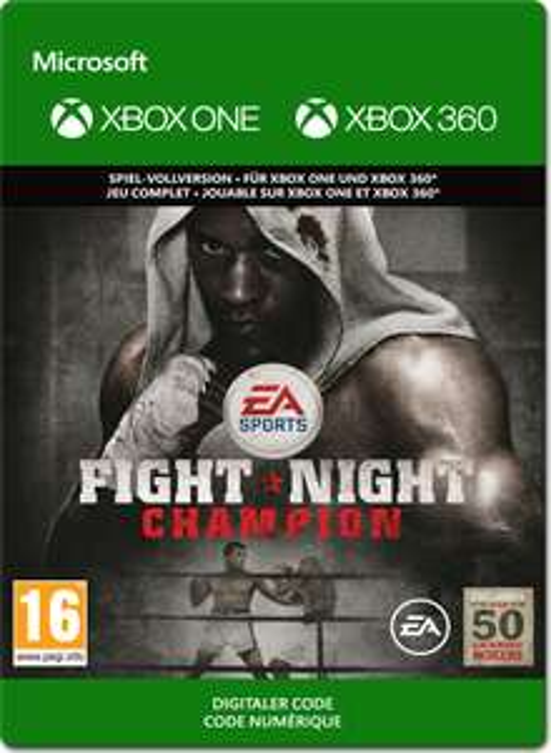 Fight Night Champion (Xbox One/Xbox 360) für 7,49€ (Xbox Store Live Gold)