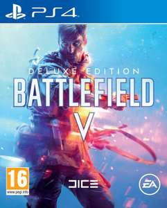 Battlefield 5 Deluxe Edition PS4