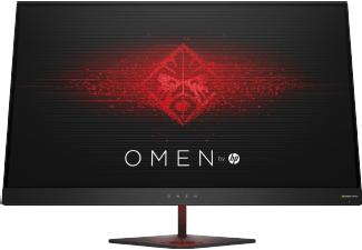 """HP Omen 27 Gaming Monitor (27"""" TN, QHD, 165Hz, G-Sync, 1ms, USB-Hub)"""