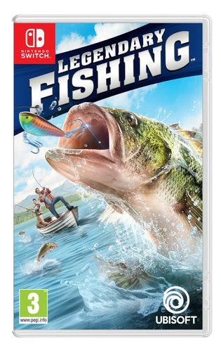 Legendary Fishing (Switch) für 13,50€ (ShopTo)