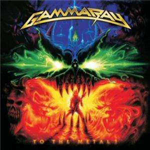 (UK) Gamma Ray - to the Metal [CD] für €4.90 @ play (zoverstocks)