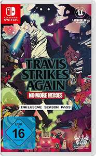 (Prime) Travis Strikes Again: No More Heroes + Season Pass - [Nintendo Switch]