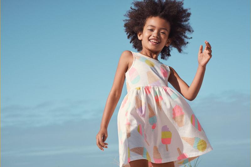 [H&M] nur 48h – 20 % Rabatt auf das Kindersortiment ab 40€ MBW + kostenl. Versand + 2% Shoop
