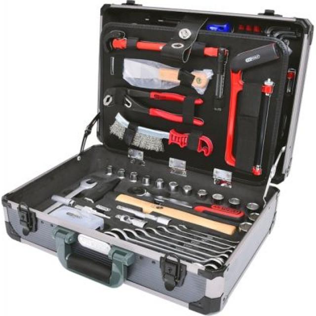 KS Tools 911.0695 - Sanitär Werkzeugkoffer 95 teilig
