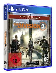 Tom Clancy's The Division 2 Limited Edition PS4 (Amazon)