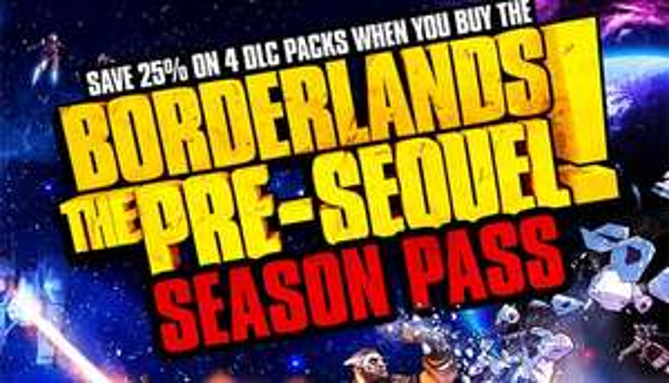 Borderlands: The Pre-Sequel - Season Pass