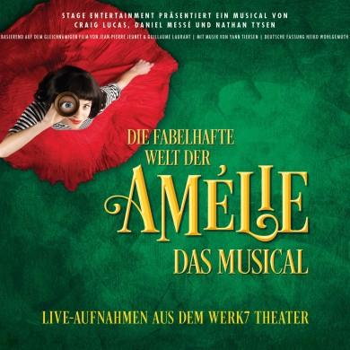 Die fabelhafte Welt der Amélie das Musical in München