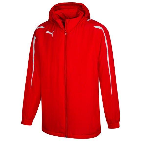 Großer Puma-Sale mit Trikots, Shorts & Jacken bei SportSpar - z.B. PUMA PowerCat 5.10 Jacke für 16,94€ inkl. Versand statt 57,99€
