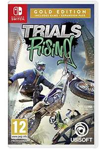 Trials: Rising Gold Edition (Switch) für 19,49€ (Base.com & Coolshop & SimplyGames)