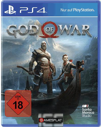 God of War (PS4) für 29,99€ inkl. Versand (Gamesflat)
