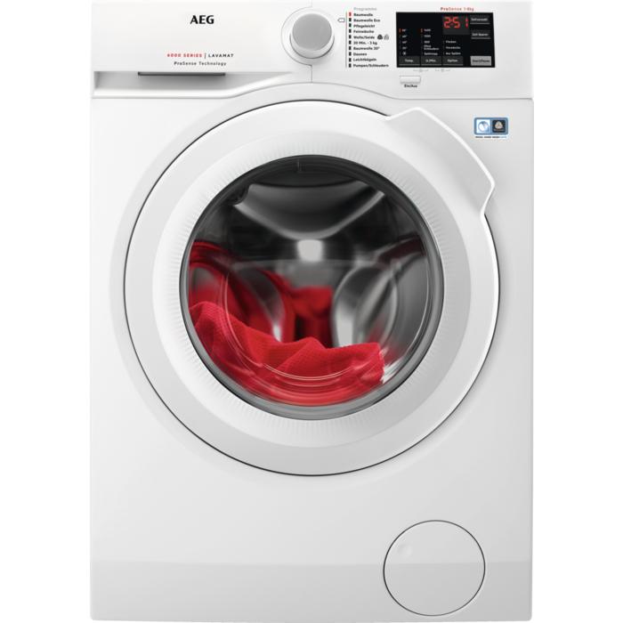 AEG L6FB1881K Waschmaschine Lavamat 8Kg, 1400 u/min A+++ inkl Versand