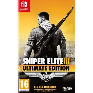 Sniper Elite 3 Ultimate Edition (Switch) für 17,99€ (Cdiscount)