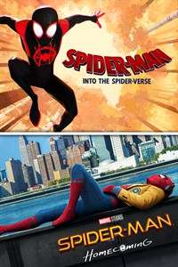 [Microsoft.com] Spider-Man: Into the Spiderverse & Homecoming - 4K / UHD Stream - nur OV & US Store