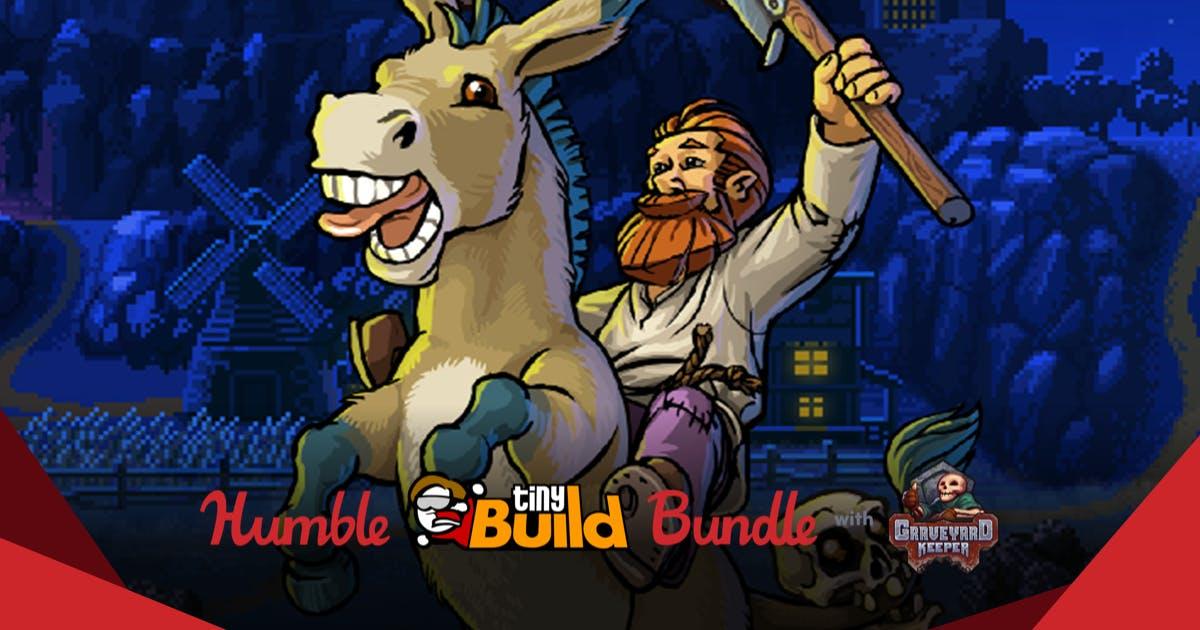 HUMBLE TINYBUILD BUNDLE (Steam) ab 0,90€