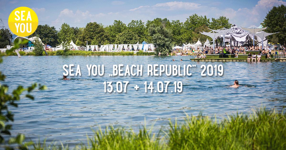20% Rabatt auf Sea You Festival-Tickets! (Solumun, Amelie Lens und Co. spielen)