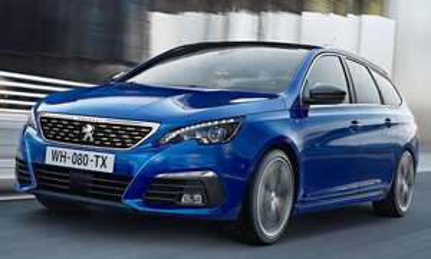 [Privatleasing] Peugeot 308 SW (Kombi) - mtl. € 159,- (brutto), 36 Monate, 10.000 km, LF 0,61