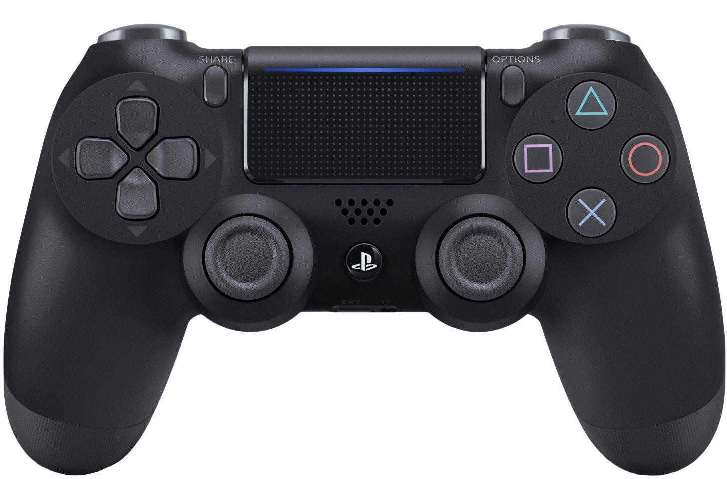 Sony DualShock 4 V2, schwarz für 40€ inkl. Versand [Check24 App]