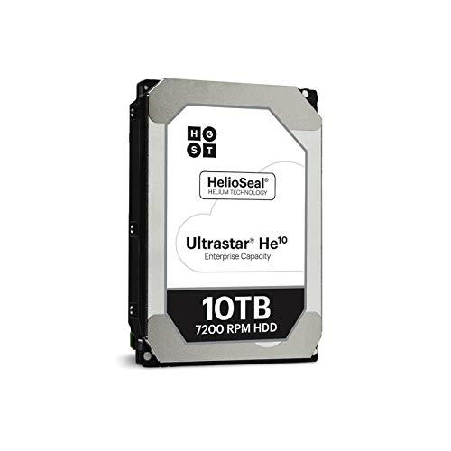 """10TB _ 3,5"""" HDD _ WD Ultrastar DC HC510 _ 5 Jahre Garantie _ CMR mit Helium _ mit etwas Geduld zu 248,64€ @amazon.de"""