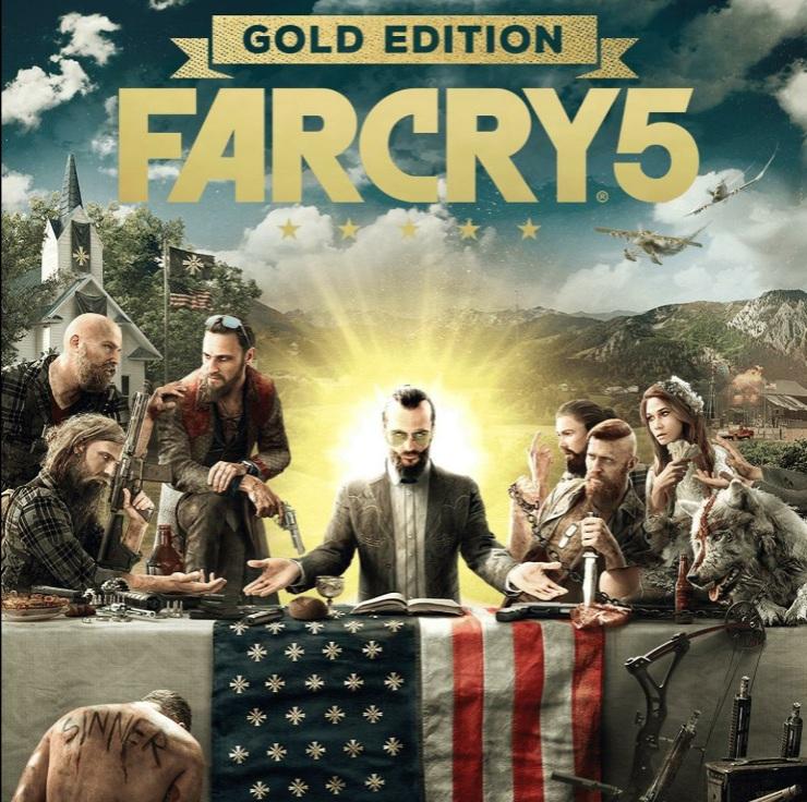 Far Cry 5 Gold Edition (PC Code Uplay) für 22,57€ (Ubisoft)