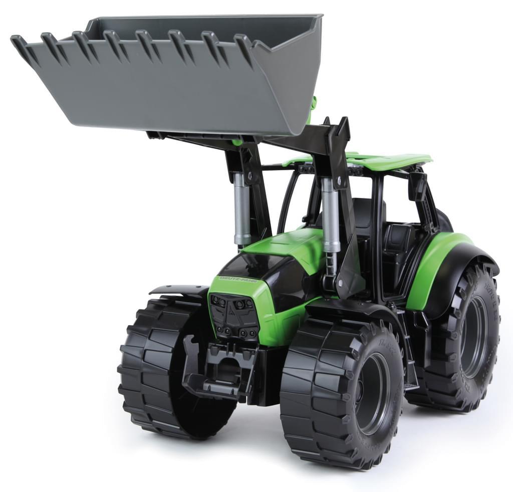 "Lena Worxx Traktor Deutz AGROTRON ""04613"" (45 cm, Maßstab 1:15) *versandkostenfrei* [Real.de]"