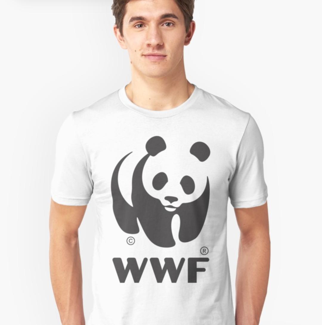 WWF T-Shirt für 3€ durch Fördermitgliedbeitrag erhalten
