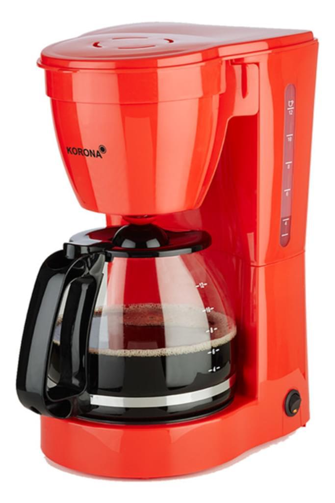 """Korona Filterkaffeemaschine """"10117"""" (1,5 L, 12 Tassen, 800 Watt) *versandkostenfrei* [Real.de]"""