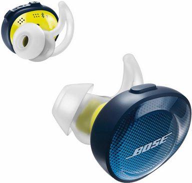 [OTTO] Bose Soundsport Free orange true wireless Kopfhörer (105,72€ möglich)