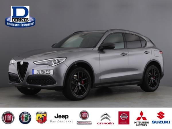 Leasing-Gewerbe Alfa Romeo Stelvio 2.0 Turbo 200 PS 8-Gang Automatik mtl. 459 € brutto, LF=0,77