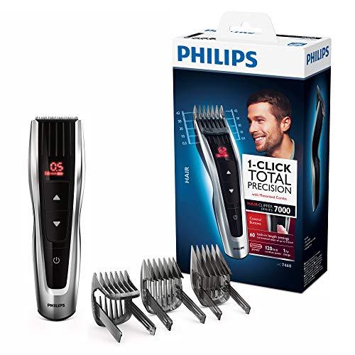 Philips HC7460/15 Haarschneider Akku- und Netzbetrieb (Bart-/Haarschneider) für 34,99€
