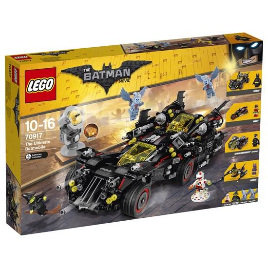 LEGO Batman - Das ultimative Batmobil (70917) für 99,99€ und weitere Sets im Angebot (GameStop)