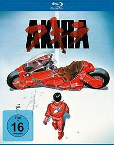 (Amazon Prime) Akira BluRay Anime