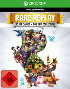 Rare Replay für 1€ & Rainbow Six Siege Advanced Edition für 10€ (Xbox One) [Expert Halle]