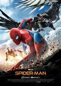Spider-Man: Homecoming (HD/OT) kostenlos (Microsoft Store)