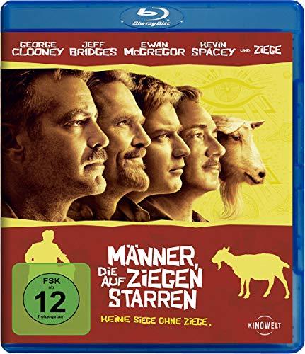 Männer, die auf Ziegen starren (Blu-ray) für 5€ (Amazon Prime & Saturn)
