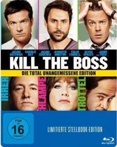 Kill the Boss Limited Steelbook Edition Kinofassung + Extended Cut (Blu-ray) für 5,99€ (Saturn)