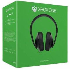 Microsoft Xbox One Stereo Headset (Schwarz) für 36,99€ (Bücher.de Masterpass)