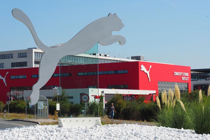 [35% auf alles] Puma Outlet Herzogenaurach (lokal)  vom 23-25.05.19
