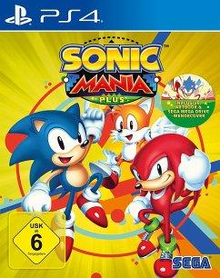 Sonic Mania Plus (PS4 & Xbox One) für je 21,99€  (Bücher.de Masterpass)