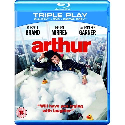 Blu-Ray - Arthur (2 Discs) für €6,61 [@Play.com]