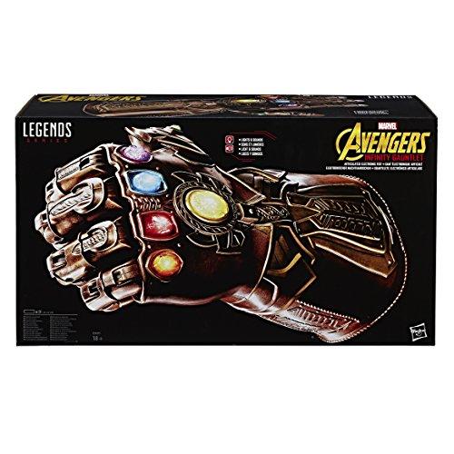 Marvel Avengers E0491EU4 Legends Elektronischer Machthandschuh