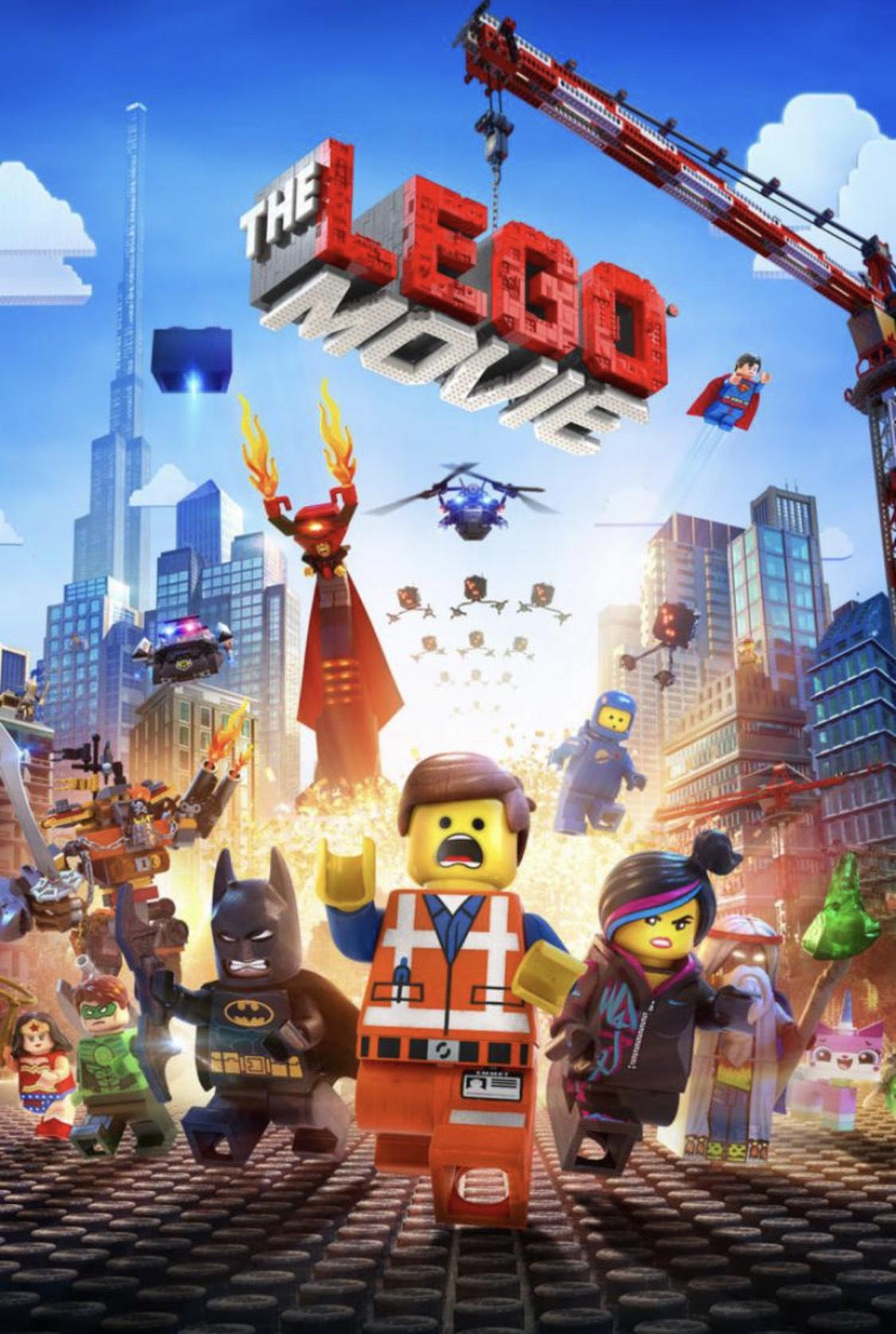 [iTunes] The LEGO Movie (4K, Dolby Vision, OV) zum Kauf