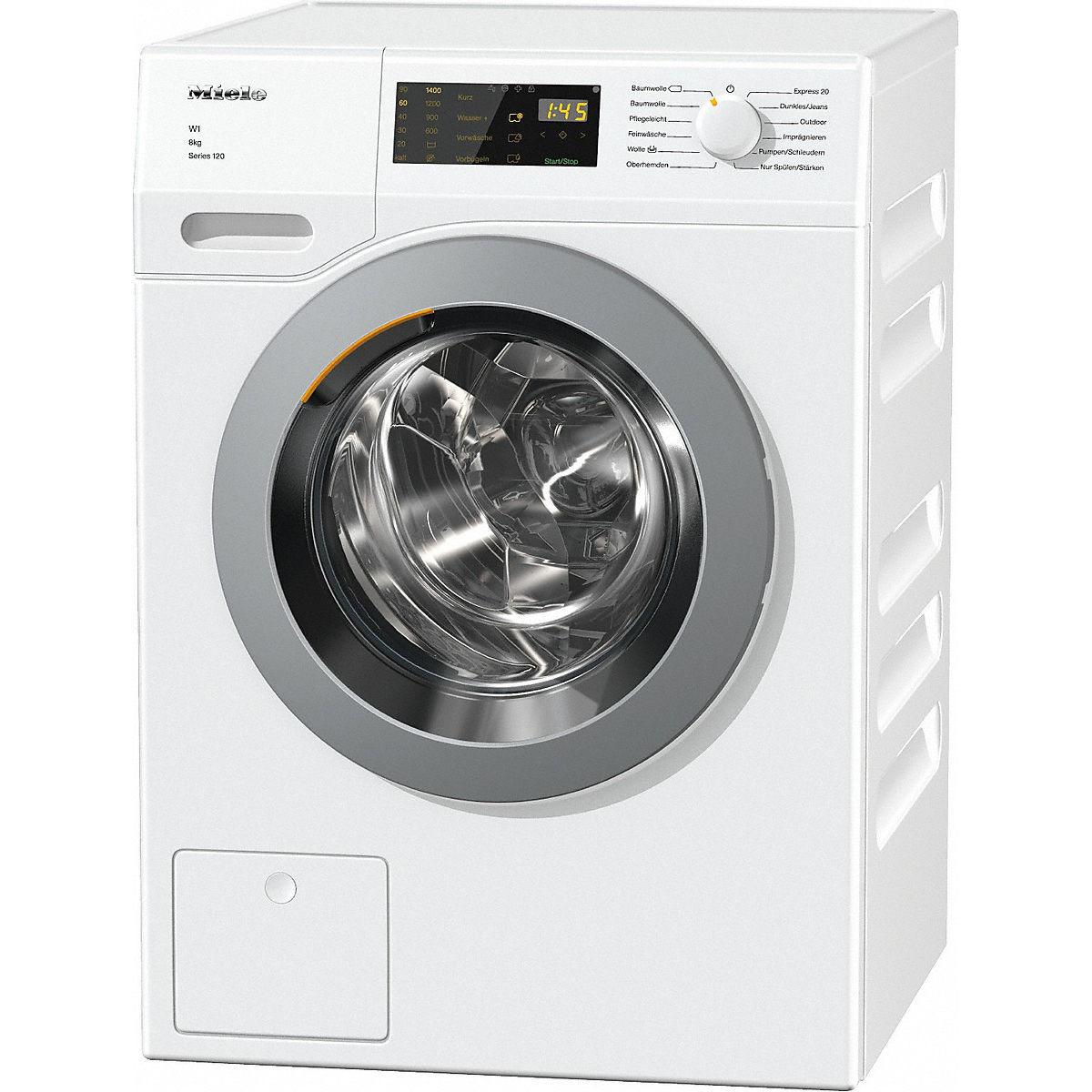 Miele Waschmaschine WDD 035 WCS I A+++ & 8 kg
