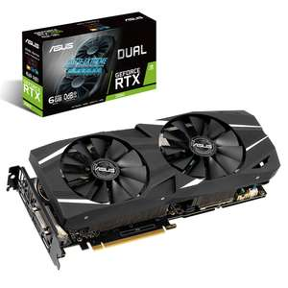 [ARLT-Filialen] ASUS-Grafikkarten + Cashback für alte Karte: z.B. GeForce RTX 2060 Dual für 329€ + 100€ Cashback für RX 470 8GB