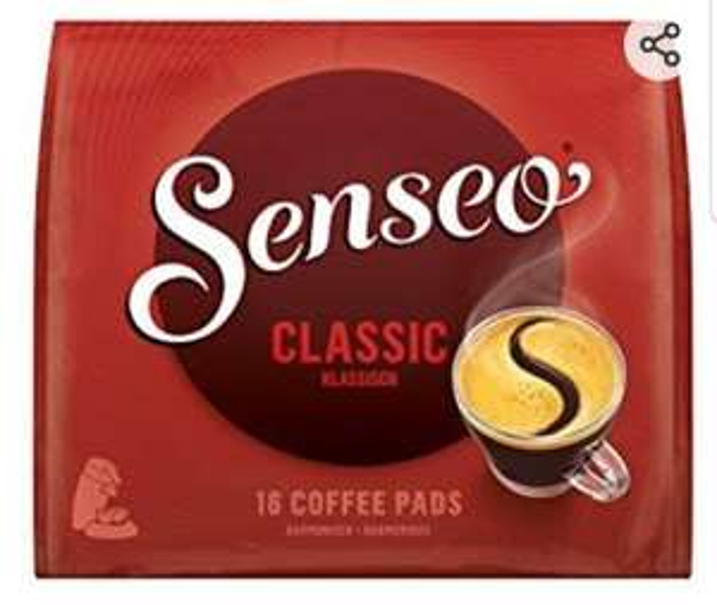 [Amazon] Senseo 10x 16 Stück div. Sorten