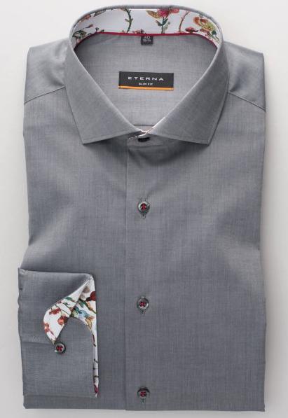 Wieder 50% Rabatt auf 3 ausgewählte ETERNA Hemden bzw. 2 Blusen  - neue Modelle!