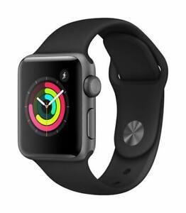 Apple Watch Series 3 GPS + Cellular Space Gray Aluminium 38mm