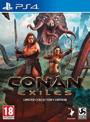 Conan Exiles Collector's Edition (PS4) für 35,09€ (Amazon IT)